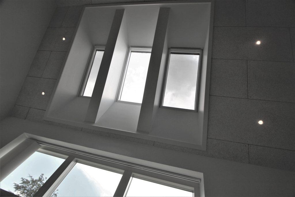 Ovenlys vinduer